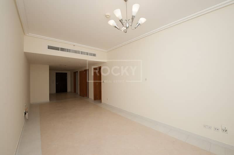 2 Bed Middle Unit with Sea View in 21st Century SZR
