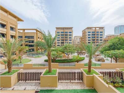 4 Bedroom Flat for Rent in The Greens, Dubai - Apartment with Garden view in The Greens | Multiple cheques