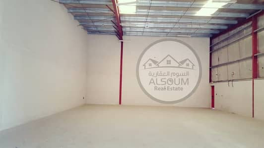 Warehouse for Rent in Industrial Area, Sharjah - Well Maintained Warehouses in Sharjah Industrial Area No 18 (One Month Free)