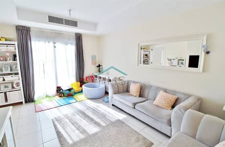 2 Bedroom Villa for Rent in The Springs, Dubai - Springs 12 - Type 4M - Available March