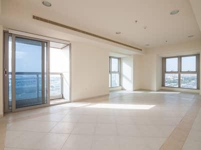 3 Bedroom Apartment for Sale in Dubai Marina, Dubai - Spacious 3BR for sale with Maids, Princess Tower, Dubai Marina