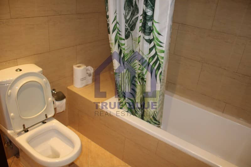 17 Stunning Golf & Lagoon View | Fully Furnished | One BHK