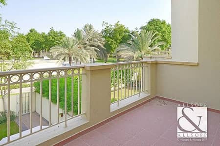 3 Bedroom Villa for Sale in The Springs, Dubai - Backing Pool and Park   Close to New Mall