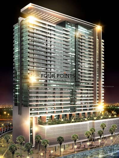 1 Bedroom Flat for Sale in Business Bay, Dubai - Canal View /Rented 1BR in Windsor Manor Tower