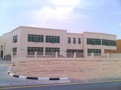 Warehouse for Sale in Dubai Industrial Park, Dubai - Warehouse and Offices For Sale in DIP