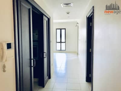 1 Bedroom Apartment for Rent in Old Town, Dubai - Chiller free large one bedroom for rent in Reehan 5