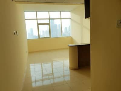 1 Month Free Luxury Studio Apartment Rent 20k only with 6 cheques in Al Nahda