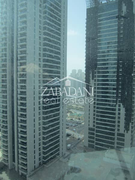 18 Full office floor Shell and Core in Jumeirah Bay X2 in JLT