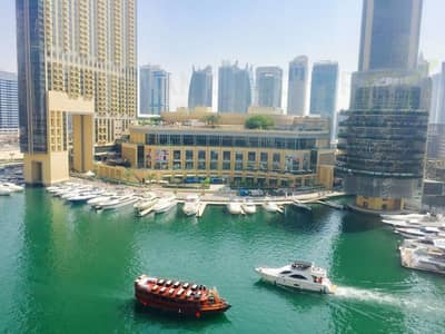 3 Bedroom Apartment for Sale in Dubai Marina, Dubai -  3BR DUPLEX AT MARINE QUAY NORTH.