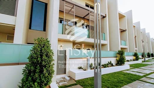 4 Bedroom Townhouse for Sale in Al Raha Beach, Abu Dhabi - Beautiful 4 Bedroom Townhouse  in Al Muneera for Sale!