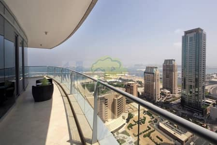 2 Bedroom Flat for Rent in Dubai Marina, Dubai - Luxury 2 Bedroom With Amazing Views At Trident Grand