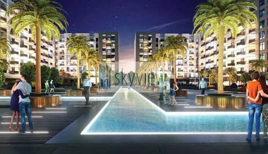 1 Bedroom Flat for Sale in International City, Dubai - New Launch Lawns 525