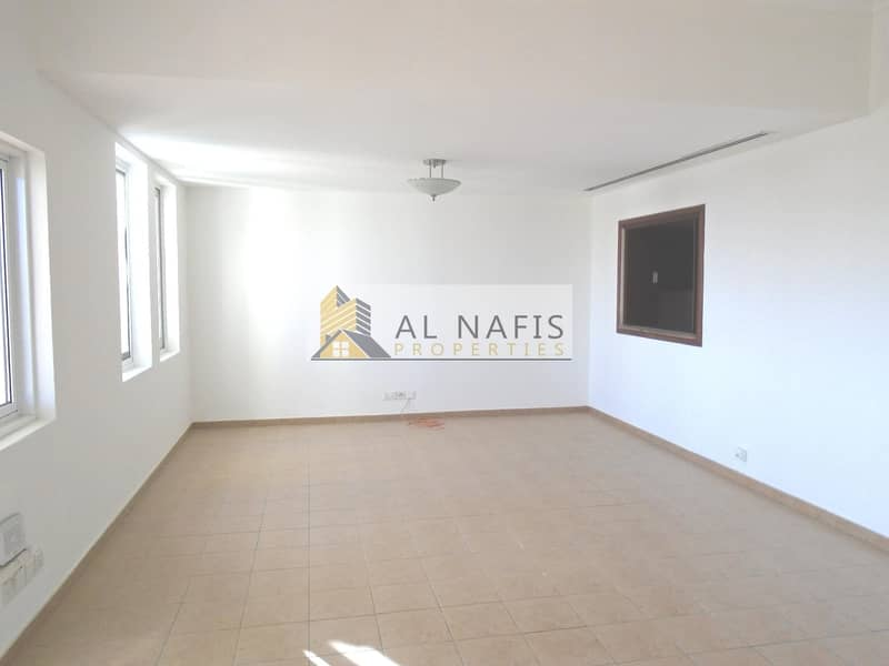 2 Next to Al Areesh|Spacious|3bedroom with maids