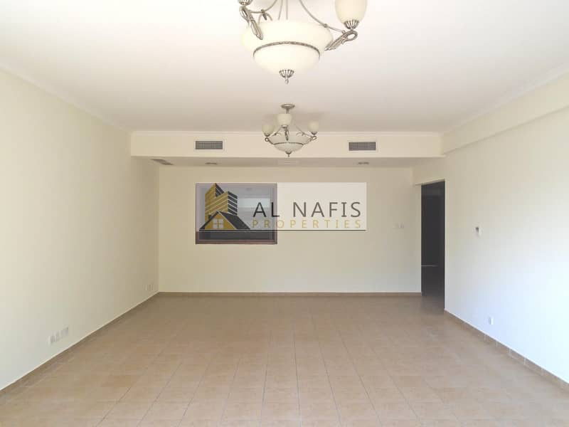 Bright Spacious 3Bedroom with maids room