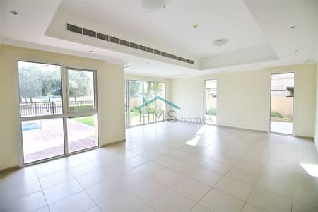 4 Bedroom Villa for Rent in Emirates Golf Club, Dubai - Phase 2 - Full Golf Course View - Available Now