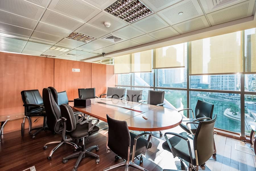 Fitted and Partitioned Office | Low Floor