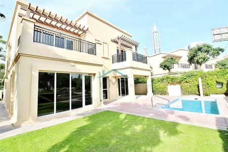 4 Bedroom Villa for Rent in Emirates Golf Club, Dubai - Phase 2 - Special Offer - Available Now