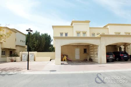 3 Bedroom Villa for Rent in The Springs, Dubai - Type 3E | Springs 1 | Great Condition