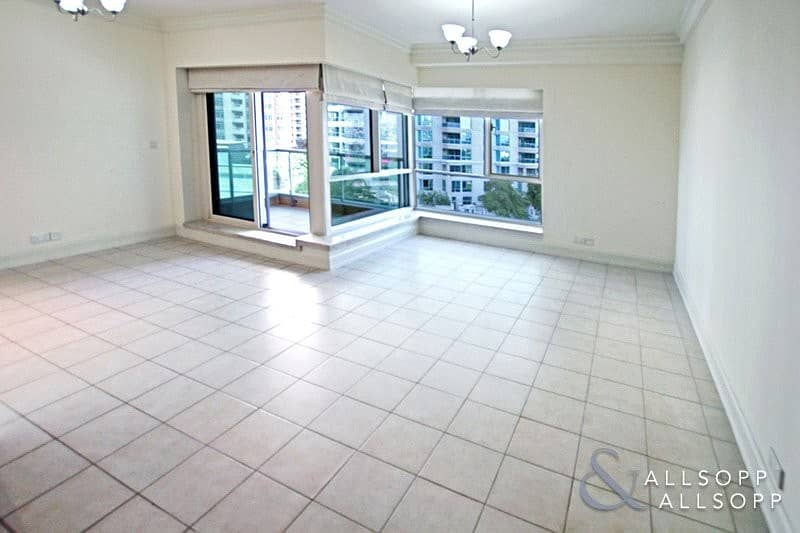 1 Bed + Study | Spacious Unit | Vacant