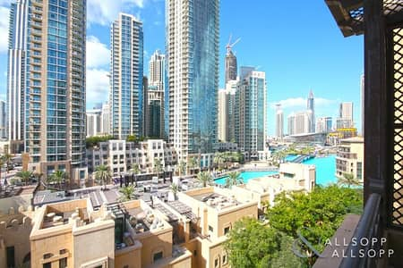 2 Bedroom Flat for Sale in Old Town, Dubai - Large Terrace | Top Floor | Vacant | 2 Bed