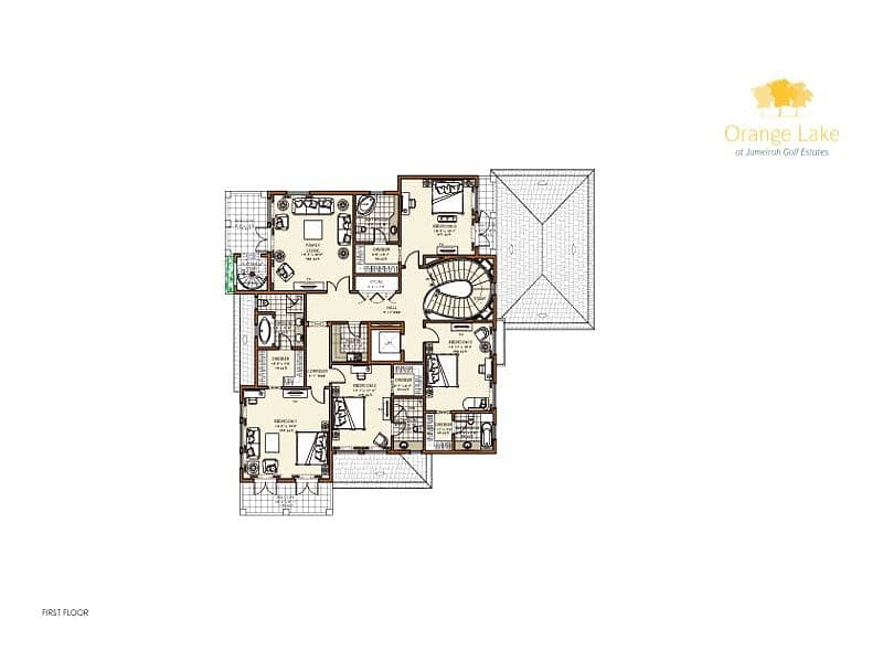 10 Provencal Type   5 Bed   Private Pool