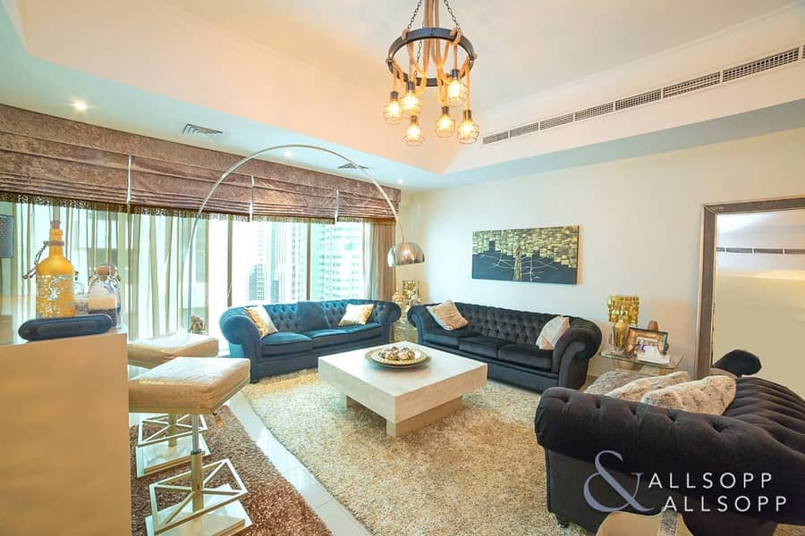2 Bed + Maid | 2450 sq.ft | Partial Sea View