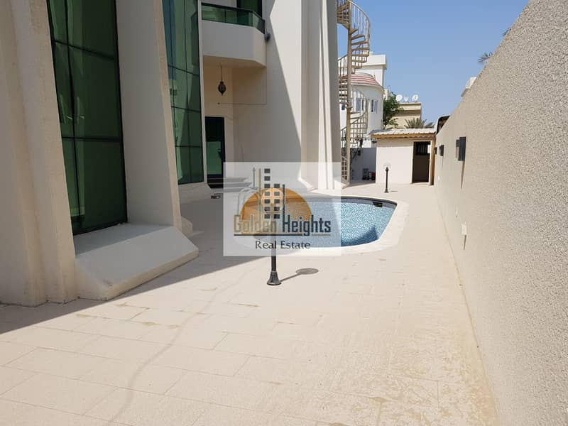 2 Lovely 5Bhk With Swimming Pool Duplex Villa Available In Sharqan Area