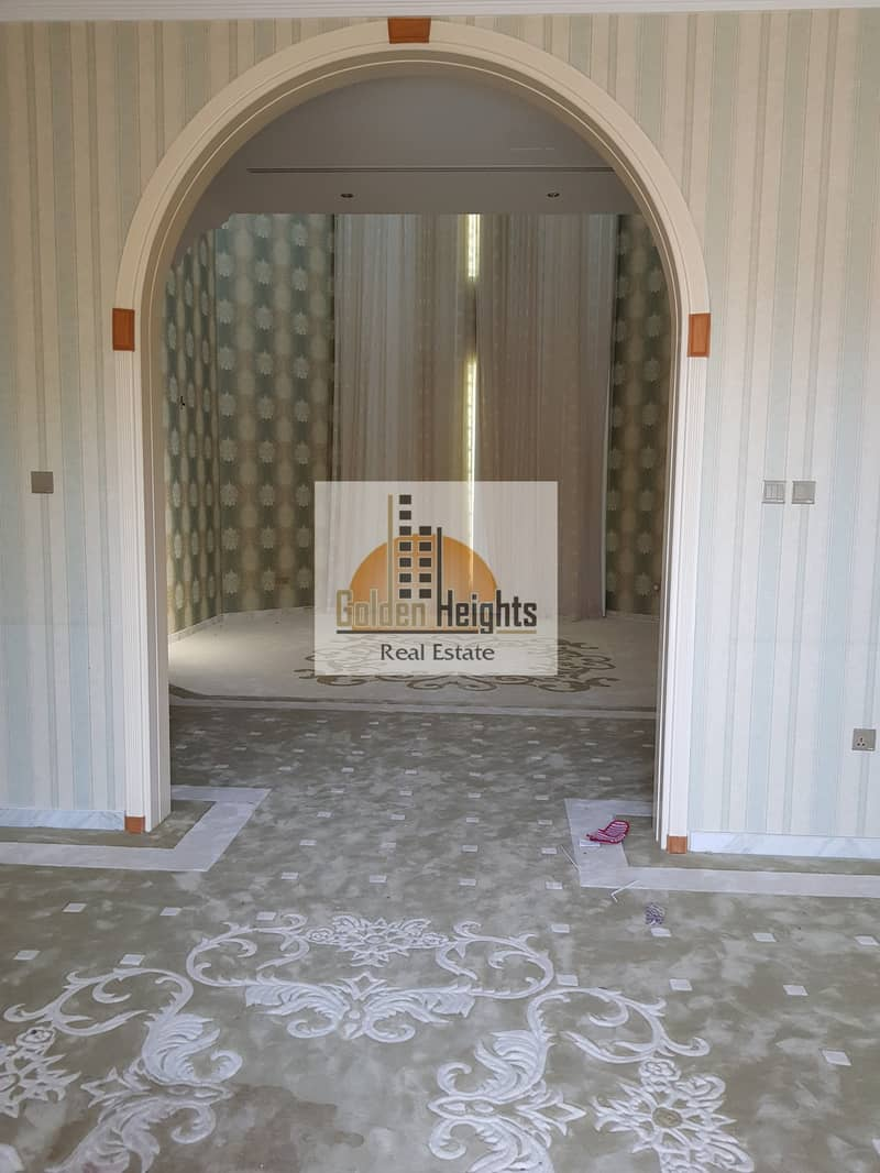 17 Lovely 5Bhk With Swimming Pool Duplex Villa Available In Sharqan Area
