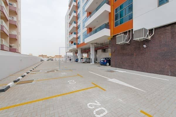 16 2 Bed with Parking | Brand New Building  | Al Warqaa