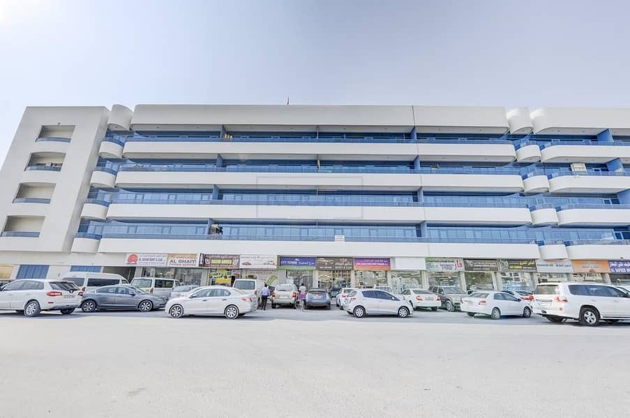2 Studio Office with Central A/C | Semi Furnished | Al Qusais
