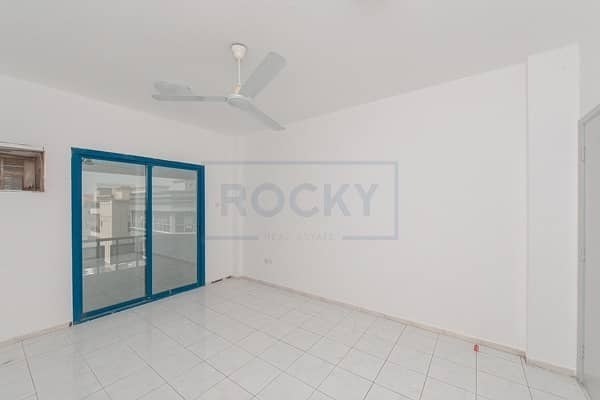 2 Spacious Office Space  | Semi-Fitted  |  Window A/C | Deira