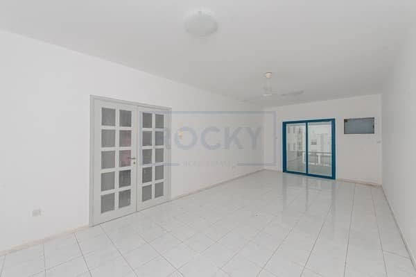 Spacious Office Space  | Semi-Fitted  |  Window A/C | Deira