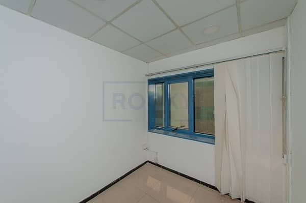11 700 Sq.Ft Spacious Office with Central Split A/C | Deira