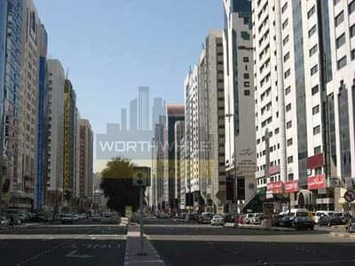 1 Bedroom Apartment for Rent in Al Salam Street, Abu Dhabi - Spacious 1BHK apartment with fitted wardrobes only at AED 60K is available for rent on Salam Street