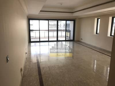 4 Bedroom Apartment for Rent in Al Nasr Street, Abu Dhabi -  Maid room