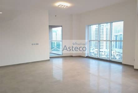 2 Bedroom Apartment for Rent in Dubai Marina, Dubai - New unit on high floor with partial Marina view