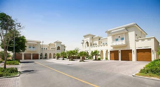 فیلا 6 غرف نوم للايجار في الفرجان، دبي - فیلا في قرطاج الفرجان 6 غرف 170000 درهم - 3768787