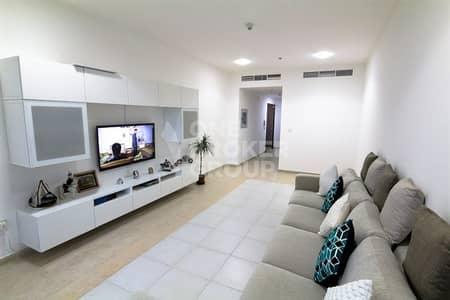 فلیٹ 2 غرفة نوم للبيع في دبي مارينا، دبي - Exclusive Furnished 2 BR|Vacant|Sea View