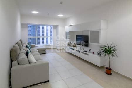 2 Bedroom Flat for Sale in Dubai Marina, Dubai - Exclusive Furnished 2 BR|Vacant|Sea View