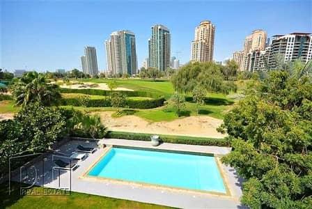 6 Bedroom Villa for Sale in The Lakes, Dubai -  Premium Golf Location