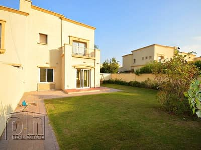 3 Bedroom Villa for Sale in The Springs, Dubai - 3E Large plot