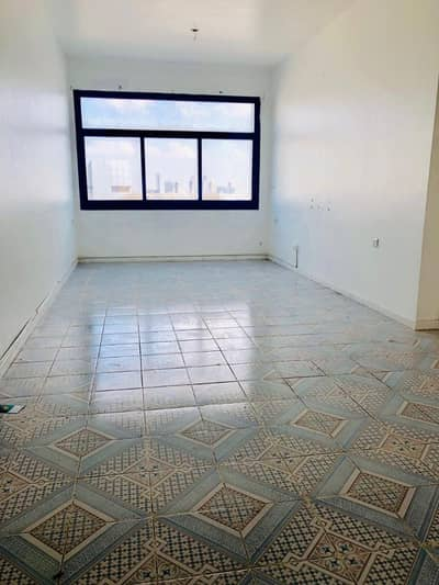 1 Bedroom Flat for Rent in Airport Street, Abu Dhabi - Specious Bright 1 Bedroom  Full 1 Bathroom in Airport Road Near Al Wahda mall,in 45k 3 payments.