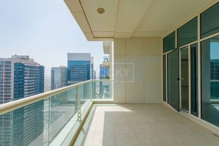 5 Bedroom Penthouse for Rent in Jumeirah Lake Towers (JLT), Dubai - Marina view 5 Bed Penthouse in Al Seef 2