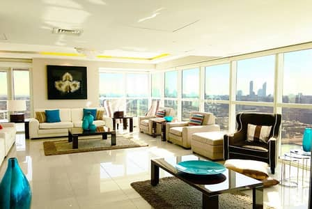 5 Bedroom Penthouse for Rent in Al Reem Island, Abu Dhabi - Best Offer Fully Furnished 5BR Penthouse
