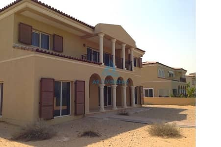 Family Villa 5 BHK For Sale In Green Community Motor City