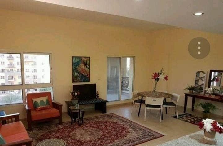 Distress Deal| Huge Terrace 2BR apt. for Sale in Al Ramth-Remraam| 600K (All inclusive)