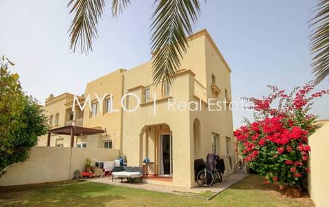 2 Bedroom Villa for Sale in The Springs, Dubai - Type 4E I Lake Views I Big Plot I Rented