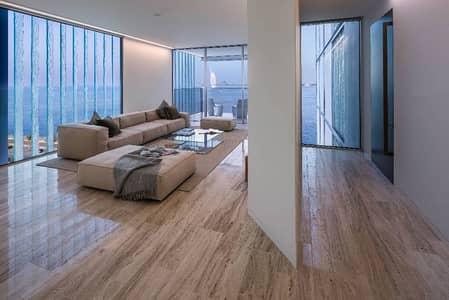 3 BHK in Muraba Residences designed by Pritzker Award winners for 2017 // Sea & Dubai skyline view