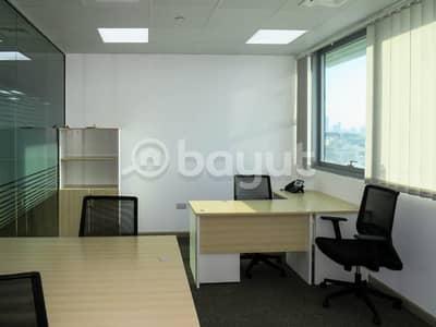 Office for Rent in Al Barsha, Dubai - Serviced Office