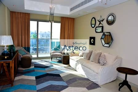 2 Bedroom Flat for Rent in Umm Suqeim, Dubai - 2 BR+Study |Perfect Location l Brand New